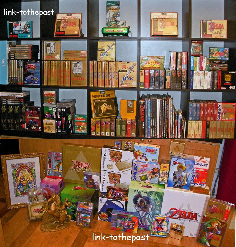 link-tothepast Zelda Collection (megamaj du 12/09/2009)