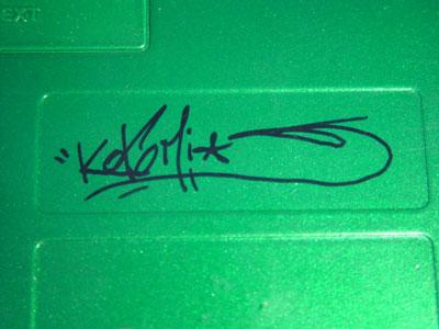 signée Kotomi